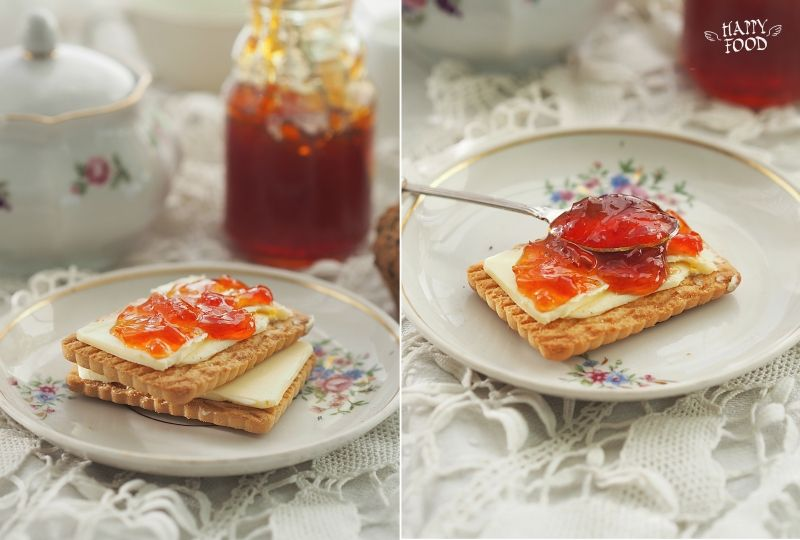 Варенье из грейпфрутовых корок