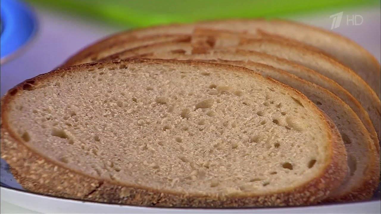 Бездрожжевой хлеб: за и против