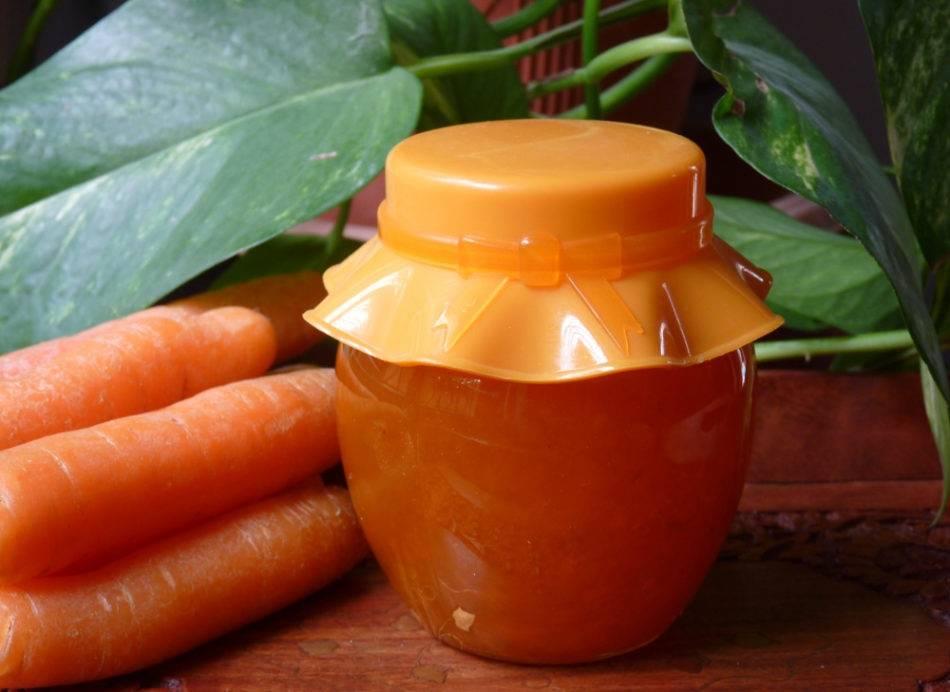 Варенье из моркови: варианты приготовления полезного лакомства