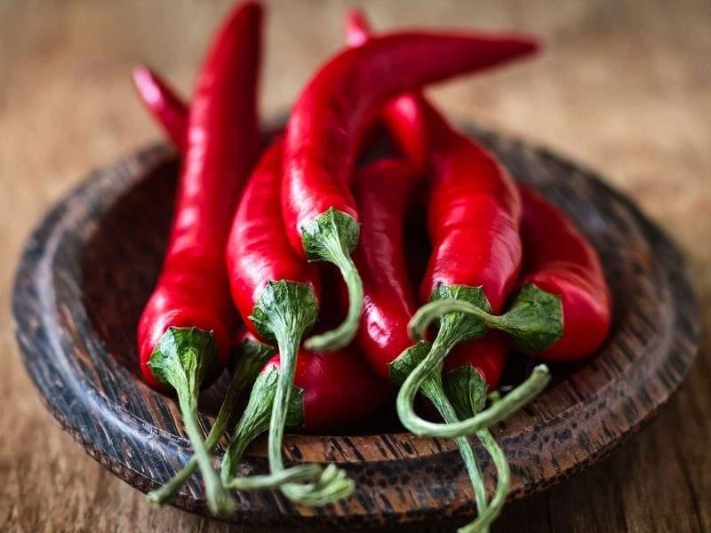 Чем полезен красный жгучий перец