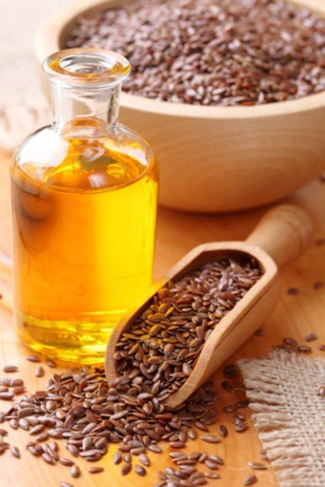 Льняное масло натощак: польза и вред