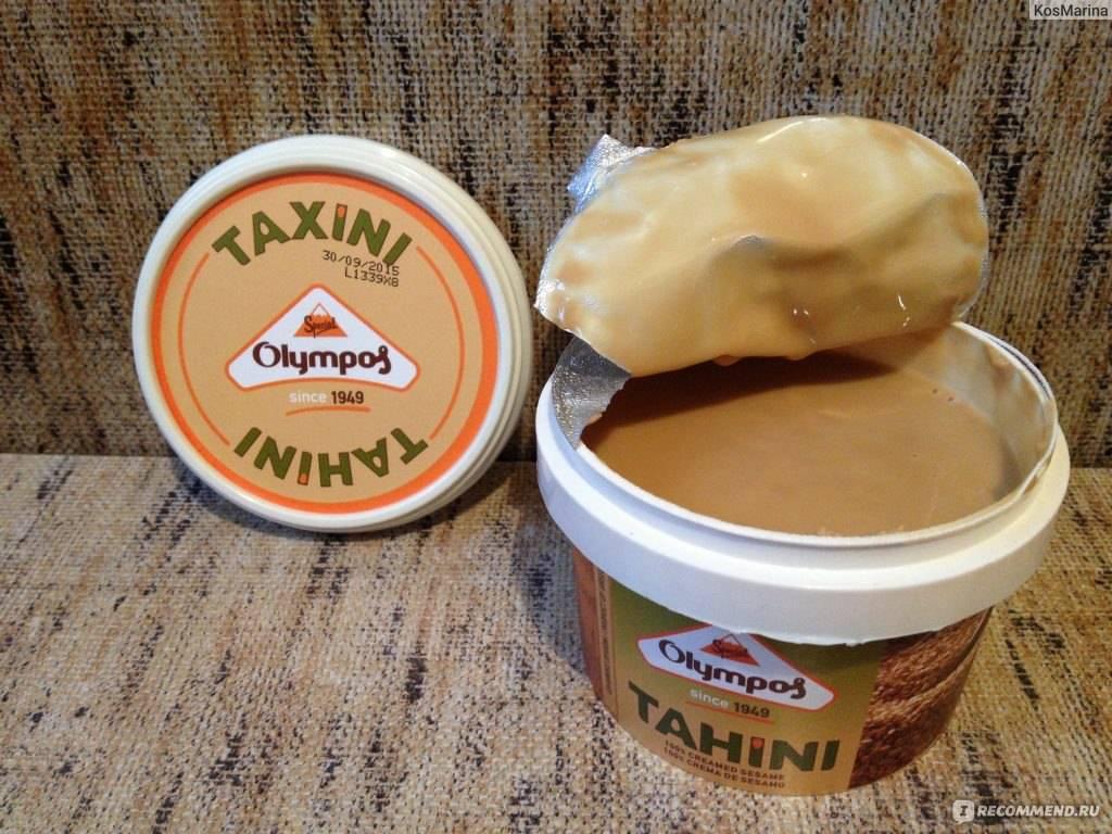 Что такое кунжутная паста тахини. рецепт пасты. тахини польза и вред