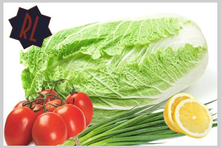 Пекинская капуста – польза и вред, для здоровья, похудения, салат с пекинской капустой и помидорам