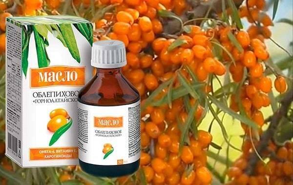 Облепиховое масло. лечебные свойства, как применять при болезнях, польза и вред