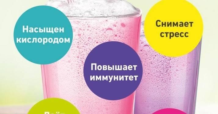 Кислородный коктейль: полезные свойства и противопоказания