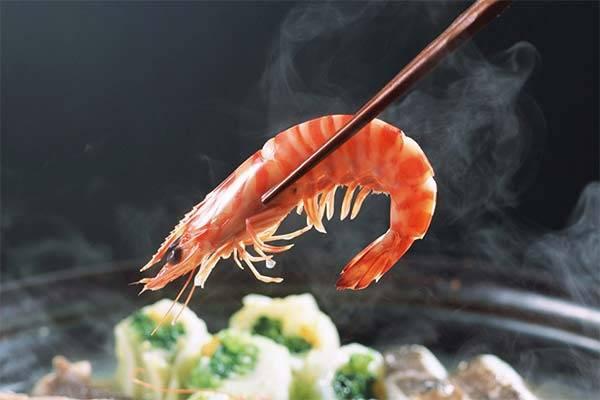 Морепродукты в меню кормящей мамы