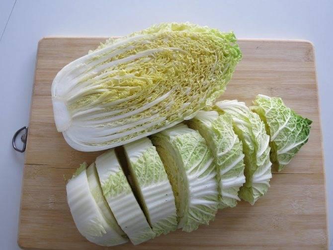 Чем полезна пекинская капуста для организма