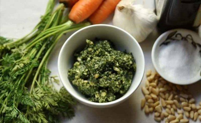 Морковная ботва – польза и вред, ее состав, применение