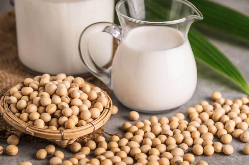 Как использовать соевое молоко